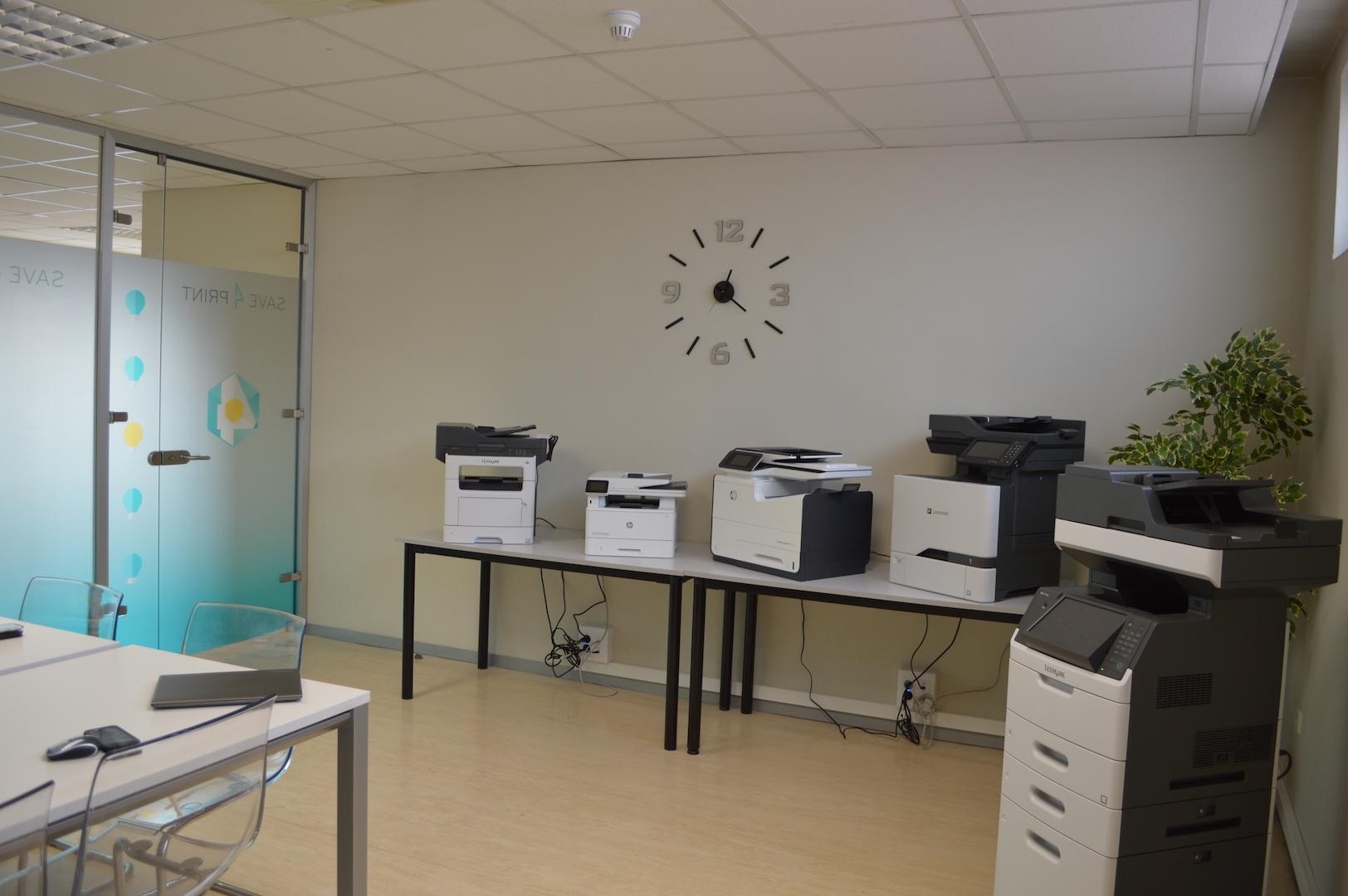 Fabrica en nuestra Sala DEMO de tu mejor Servicio Gestionado de DEMO Impresión 231a01