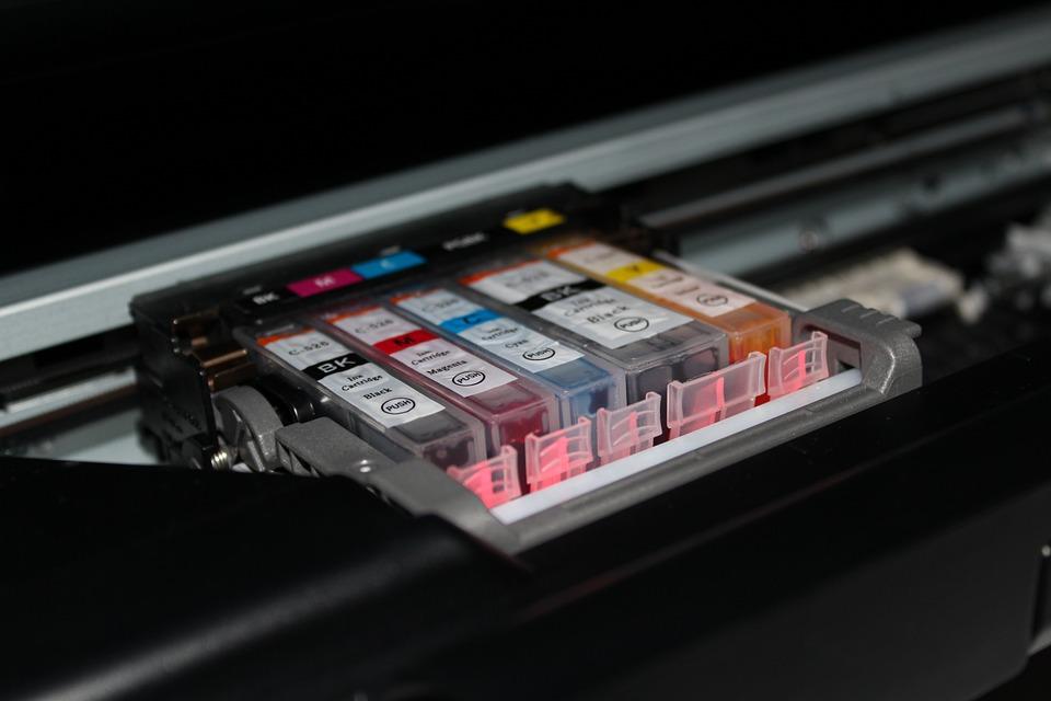 Impresión a color.