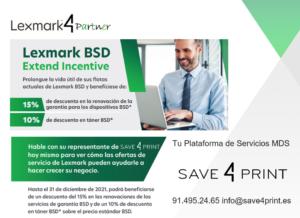 Promoción Lexmark4PArtner